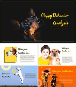 Puppy Behavior Analysis Google Presentation Slides_00