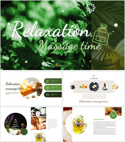 Relaxation Massage time Google Slides Presentation_40 slides