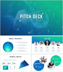 Simple Pitch Deck Template PPT Templates_00