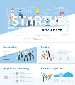 Startup Pitch Deck Google Slides Templates_00