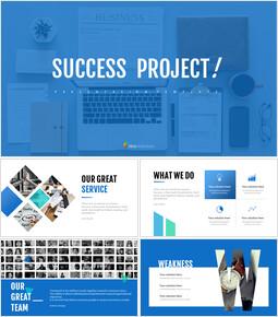 Success Project Google Slides Template Design_00