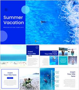 여름 방학 Google 프레젠테이션 슬라이드_00