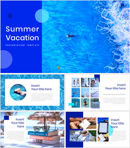 Summer Vacation PowerPoint Templates for Presentation_00
