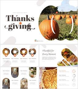 Thanksgiving Day Keynote Design_00