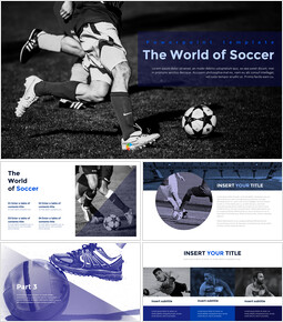 The World of Soccer PowerPoint Templates_00