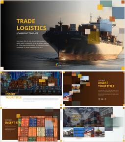Logistica commerciale Presentazione Powerpoint_00