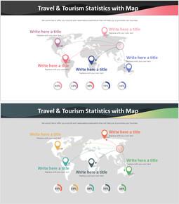 지도가있는 여행 및 관광 통계 다이어그램_00