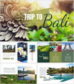 Trip to Bali Google Slides Presentation_00