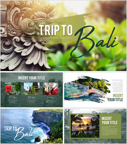 Trip to Bali Presentation PowerPoint Templates Design_00