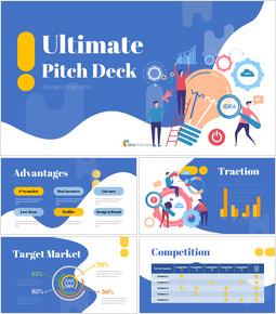 Ultimate Pitch Deck Google Slides Modelli_00