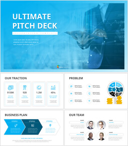 Ultimate Pitch Deck Presentazione PPT_00