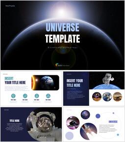 우주 프레젠테이션용 Google 슬라이드_00