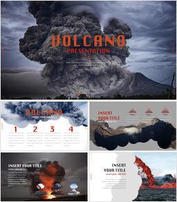 Volcano Keynote Design_40 slides