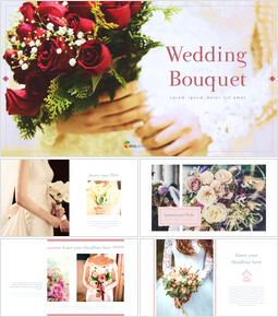 Wedding Bouquet PPT Presentation_00