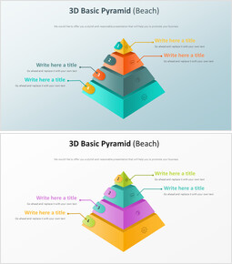 3D 기본 피라미드 다이어그램 (해변)_00