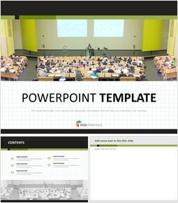 교실 - 무료 Google 슬라이드 템플릿 디자인_00