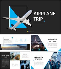 Airplane Trip Google Slides Presentation_00