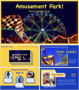 Amusement Park Best Keynote_00