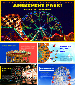 Amusement Park Google PowerPoint Slides_00