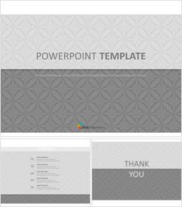 밝은 회색의 배열 - Google 슬라이드 무료 다운로드_00