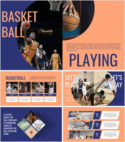 Basketball Playing Google Slides for mac_00
