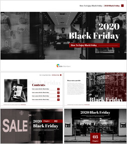 Black Friday Best PowerPoint Presentation Templates_00