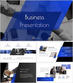 비즈니스 프레젠테이션용 Google 슬라이드_00