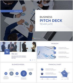 Business Pitch Deck Google Presentation Slides_00