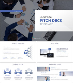 Business Pitch Deck Templates Design_00