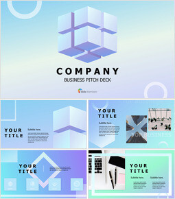Business pitch Multipurpose Keynote Template_30 slides