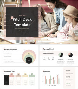 Classe Pitch Deck PPTX a Keynote_00