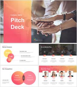 Pitch Deck dell\'azienda Slides Google_00