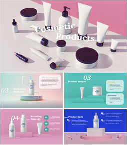 Cosmetic Product PPTX Keynote_00