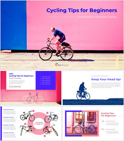 Cycling Tips for Beginners Interactive Google Slides_00