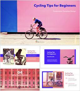 Cycling Tips for Beginners Keynote Presentation_40 slides