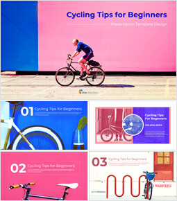 Cycling Tips for Beginners Theme PT Templates_00