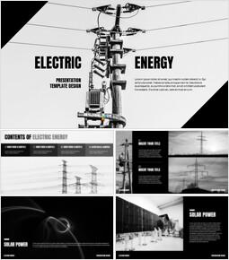 전기 에너지 구글슬라이드 템플릿 디자인_00