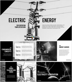 Electric Energy Simple Templates_00