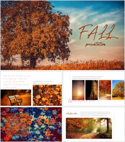 가을 테마 PPT 템플릿_00