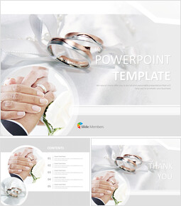 Free Google Slides Template - Eternity Ring_00