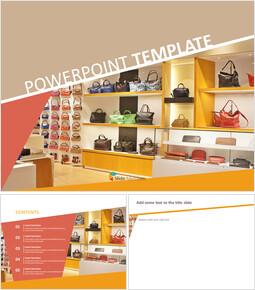 Handbag Store - Google Slides Free_00