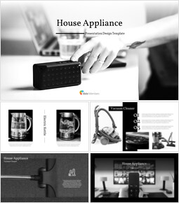 House Appliance Google Slides Templates for Your Next Presentation_41 slides
