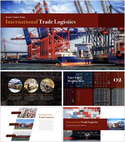 International Trade Logistics Best Keynote_00