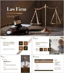 Law Firm Pitch Deck Keynote Presentation_00