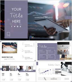 Marketing Deck Microsoft Keynote_12 slides