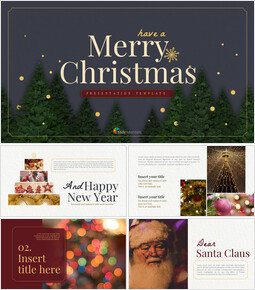 Merry Christmas Google Slides Themes_34 slides