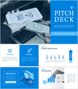 Mobile Payment System Pitch Deck PowerPoint Design_00