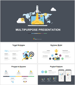 Multipurpose Pitch Deck Google Slides Themes & Templates_00