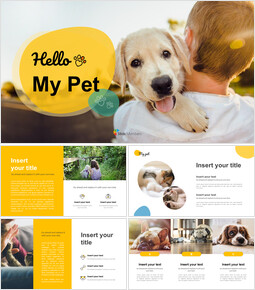 애완 동물(마이펫) Google 프레젠테이션 슬라이드_00