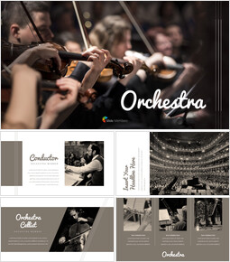 Orchestra PowerPoint Templates for Presentation_00